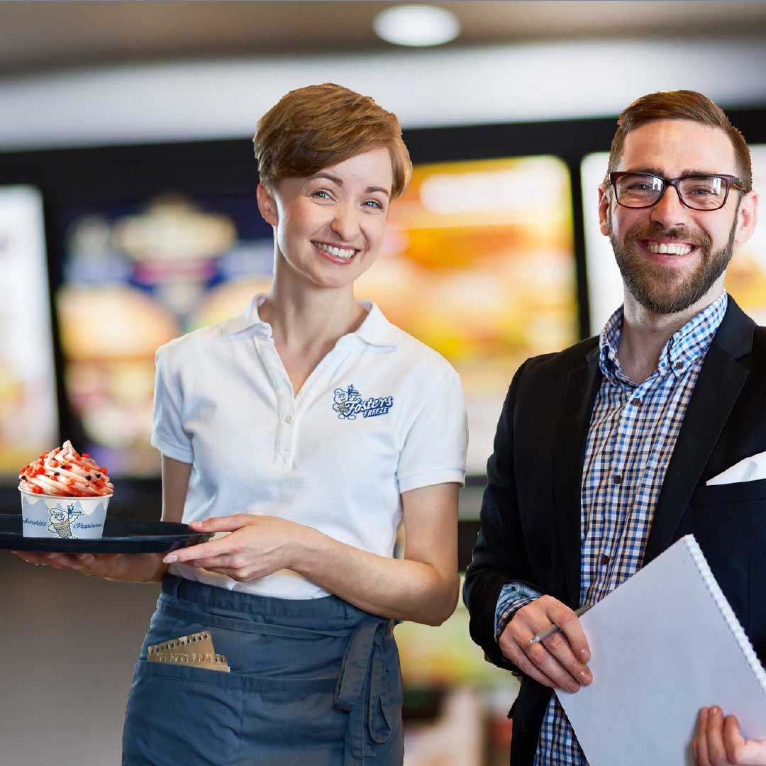 recession-proof franchise potential with Fosters