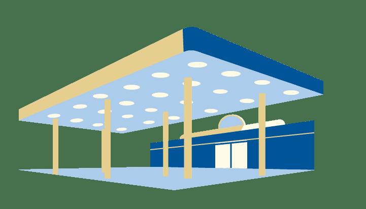 fosters freeze milkshake franchise graphic of restaurant outside